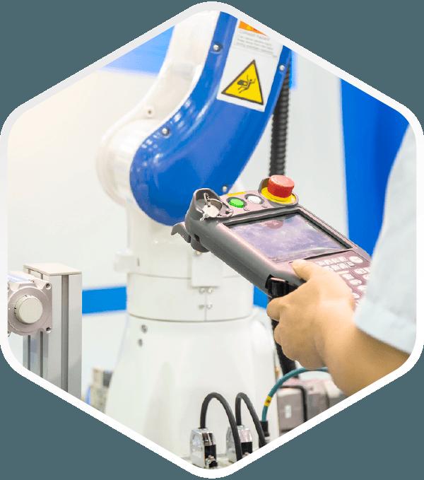 Interfacciamento impianto macchina